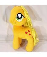 "Applejack My Little Pony Friendship Magic MLP 10"" Brushed Tricot Plush F... - $16.95"
