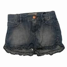 Gap denim rufflle shorts SIZE 2T - $4.90