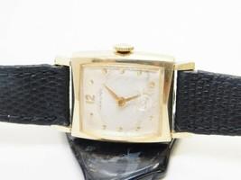 GF Hamilton 747 17 Jewel Watch Women's 1950's Vintage (Tested & Works) - $169.99