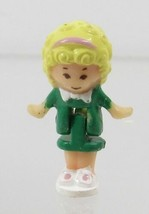 1989 Vintage Polly Pocket Doll  Lucy Locket Carry 'N Play Dream House - ... - $7.50