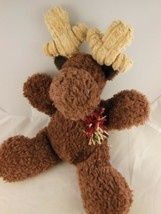 "Moose 8"" Plush Vintage Russ Berrie ADORABLE - $8.90"