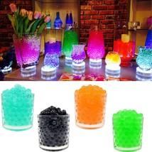 500 Water Aqua Soil Crystals Beads Wedding Vase Filler Centerpiece Decor... - $1.27