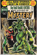 House of Mystery Comic Book #204 Wrightson Art DC Comics 1972 FINE- - $14.03