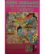 KING GIZZARD, ODDMENTS POSTER (S10) - $8.59