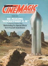 Starlog Cinemagic Magazine #1 - 1979 - Near Mint- 9.2, NM- FREE S/H - $18.13