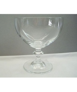 Mikasa Crystal Barcelona Champagne Glass Tall Sherbet - $9.99