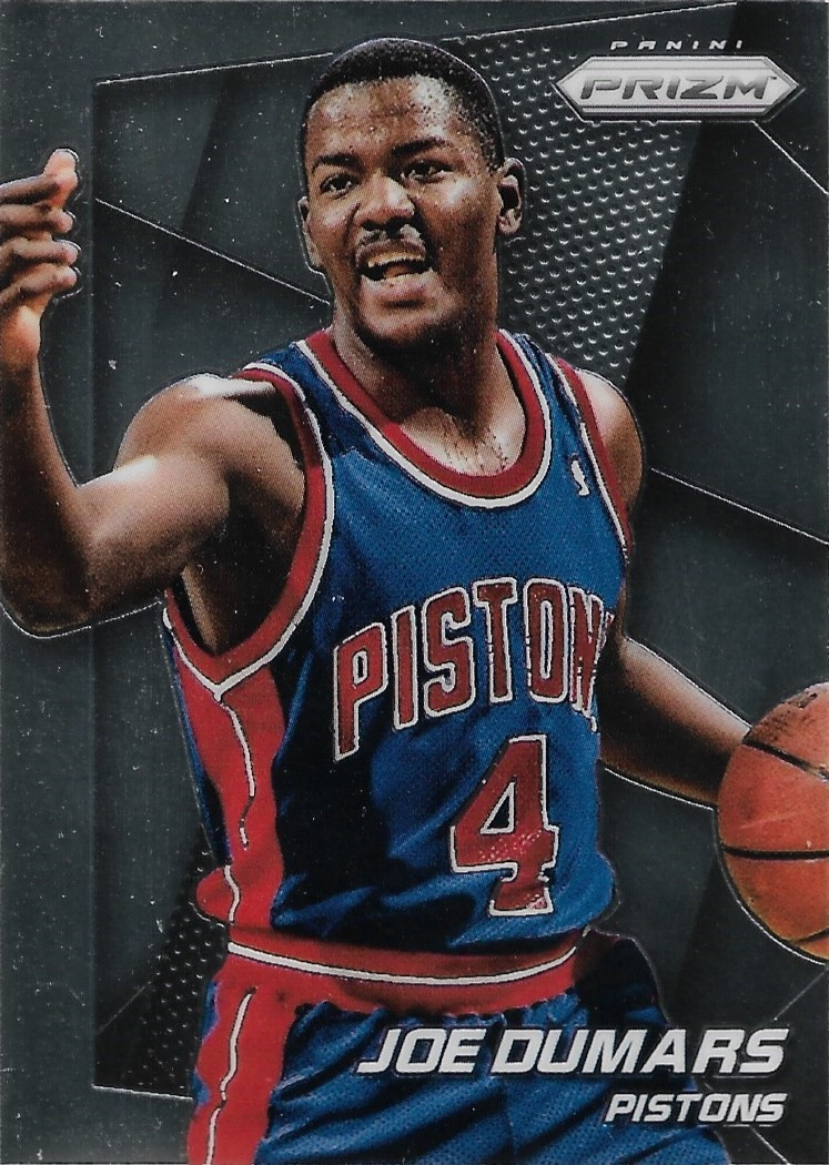 Primary image for Joe Dumars Prizm 14-15 #221 Detroit Pistons