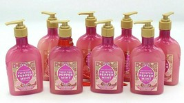 Bath & Body Works Twisted Peppermint Nourishing Hand Soap (Set of 9) - $51.99