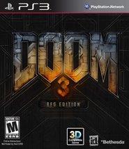 Doom 3 - Playstation 3 BFG Edition [video game] - $10.35