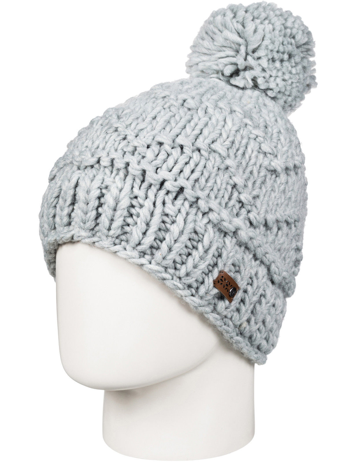 ee5e7e88bc8 Roxy Winter Bobble Hat in Heritage Heather and 50 similar items