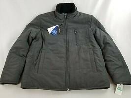 new MARC NEW YORK Andrew Marc men jacket coat Nixon reverse MM8AQ502 L g... - $74.24