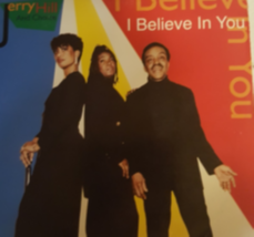 Jerry Hill: I Believe in You Cd - $10.50