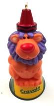 Hallmark Keepsake Ornament 2000 King of the Ring Crayola Circus Lion - $6.99
