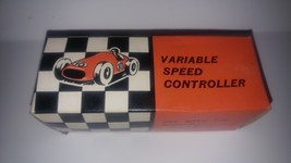 Vintage Airfix Model Road Race Cars Variable Speed Control UNUSED - $31.73