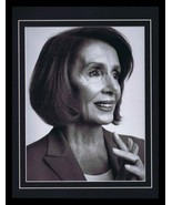Nancy Pelosi Framed 11x14 Photo Display - $32.36