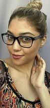 New Giorgio Armani AR 1370-B-F 1750 55mm Women's Eyeglasses Frame  - $89.99