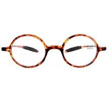 DOOViC Round Reading Glasses Flexible Lightweight Readers Glasses Fashio... - $16.04