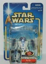 Star Wars R2-D2 Coruscant Sentry Action Figure 2002 HASBRO #84645, SEALE... - $8.79