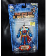 DC Direct Infinite Crisis Earth Prime Superboy Figure New In The Package - $21.99