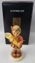 Vintage HUMMEL A Sweet Offering HUM 549/3/0 #144 9cm Box & Certicate GER... - $40.00