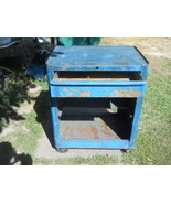 Steel Tool cabinet tool box Tray w/ Wheels - $99.99