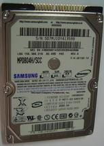 NEW Samsung MP0804H/SCC 80GB 2.5 inch IDE 44PIN Hard Drive Free USA Ship