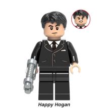 Happy Hogan (Far From Home) Marvel Spider-Man Iron Man Lego Minifigures Gift New - $1.99