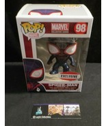 Marvel Collectors Corps exclusive Secret Wars box Spider-man Miles Moral... - $39.47