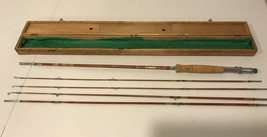 Vintage Japanese Fishing Poles by Orient Fishing MFG 1948 In Original Wo... - $299.95