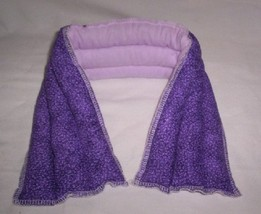 True Lavender Microwave Hot Cold Therapy Neck Wrap - $7.50