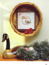 All through the house christmas cross stitch 5 thumb200