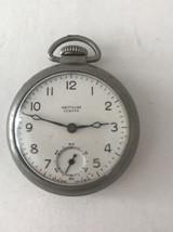 Westclox Scotty Shock Resistant Vintage Mechanical Wind Up Pocket Watch ... - $44.54