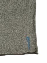 NWT New Patagonia Men M Medium Better Sweater Vest Stonewash Grey Fleece image 4