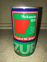 7 UP UNCLE SAM CAN 1976, ARKANSAS - COMPLETE YOUR COLLECTION!! - $7.99