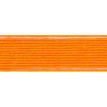 Medium Tangerine (S741) DMC Satin Embroidery Floss 8.7 yd skein 100% ray... - $1.00
