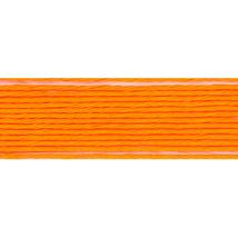 Medium Tangerine (S741) DMC Satin Embroidery Floss 8.7 yd skein 100% ray... - $1.00