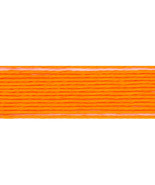 Medium Tangerine (S741) DMC Satin Embroidery Fl... - $1.00