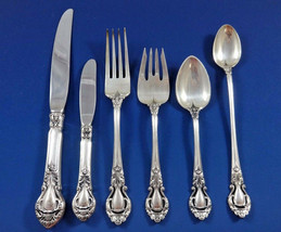 Royal Dynasty by Kirk Stieff Sterling Silver Flatware Service Set 45 Pieces - $3,195.00