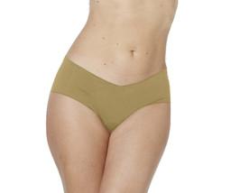 Alessandra B Camel Toe Cover Brief (Small, Nude) - $17.99