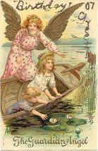 The Guardian Angel Paul Finkenrath of Berlin 1907 Post Card - $8.00