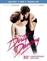 Dirty Dancing-30Th Anniversary (Blu Ray/DVD W/Digital Uv) (Ws/Eng/Eng Sub)