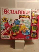Hasbro Gaming - Scrabble Junior [New ] Table Top Game - $20.56