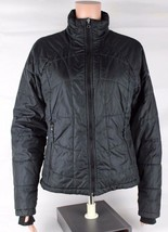 Columbia vintage womens interchange fleece and nylon jacket black size M - $25.80
