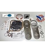 TH350 TH350C Transmission Rebuild kit Heavy Duty Master Kit Stage 4 - $137.21