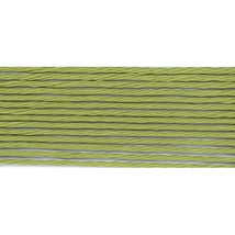 Light Avocado Green (S472) DMC Satin Embroidery Floss 8.7yd skein 100% r... - $1.00