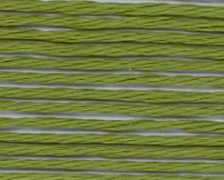 Avocado Green (S469) DMC Satin Embroidery Floss 8.7 yd skein 100% rayon DMC