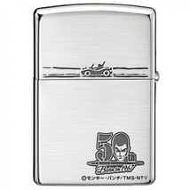 Limited Zippo Lighter Lupine The Third 50th Anniversary Part 2 from Japan - $144.93
