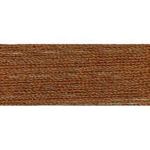 Sepia Brown (S434) DMC Satin Embroidery Floss 8.7 yd skein 100% rayon DMC - $1.00