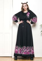 70s vintage hippie dress - $62.35