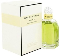 Balenciaga Paris Perfume 2.5 Oz Eau De Parfum Spray image 1